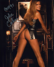 Julie Cialini Playboy Playmate signed 8x10 photo NEW HOT A10 PMOY 1995