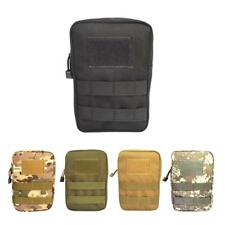 MagiDeal 1000D Military Tactical First Aid Pouch Molle Belt Utility Tool Bag