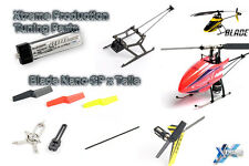 Xtreme Tuning Spare Crash Parts for Blade Nano CPX Pieces CP X Battery Hoods