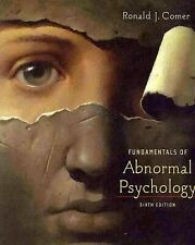 Fundamentals of Abnormal Psychology and Studyguide by Comer, Ronald J.