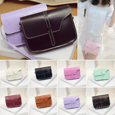 Gift Messenger Bag Crossbody Bags Women Leather Shoulder Bag Satchel Handbag 13