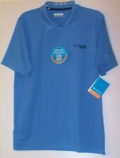 Men's Columbia PFG UPF 30/40 OMNI SHADE PERFECT CAST POLO SHIRT Pick yours NWT