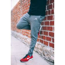 Mens  Joggers Skinny Fitness Sweatpants Tracksuit Trousers Workout Gym Pants