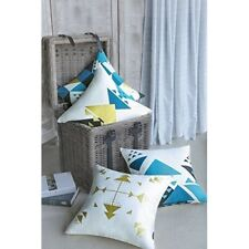 Decorative Throw Pillows Set Of 4 Square Cushion Cover Bedroom Lounge Home Decor