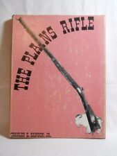 THE PLAINS RIFLE BY CHARLES E HANSON JR