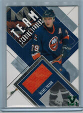 2002-03 ALEXEI YASHIN BE A PLAYER GAME USED JERSEY VAULT EDITION #ED 1/1