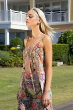 PANAMA COLLECTION - Maxi Dress With Adjustable Shoulder Straps