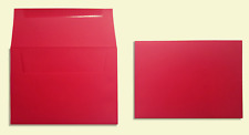 A2▪A6▪A7 Low Price Discount Holiday Red or White Envelopes - Various Quantities