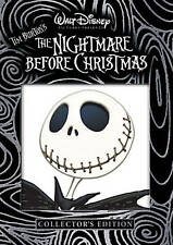 TIM BURTONS THE NIGHTMARE BEFORE CHRISTMAS COLLECTORS EDITION NEW UNOPENED