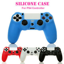 Silicone Rubber Soft Case Grip Shell Skin For Sony Playstation 4 PS4 Controller