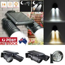 14LED Solar Power PIR Motion Sensor Garden Outdoor Wall Light Lamp Waterproof AU