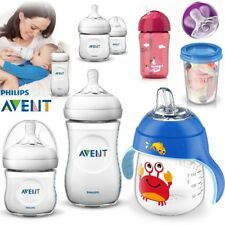 AVENT BPA Free Natural Baby Children Learn Drinking Feeding Bottle & Storage Cup