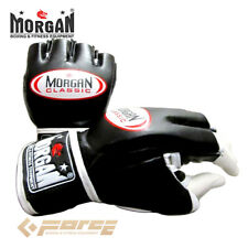 Morgan Grappling Gloves Mitts MMA UFC Fight Boxing Punch Bag Sparring Protector