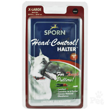 Instantly Stop your dog from pulling with Sporn Head Halter Harness