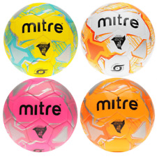 Mitre Football Ball Matchball Game Sports Impel Size 3 4 5