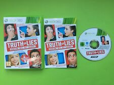 Truth or Lies Microsoft Xbox 360PAL Game+ Free UK Delivery