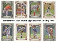 2014 Topps Gypsy Queen Dealing Aces Baseball Set ** Pick Your Team **
