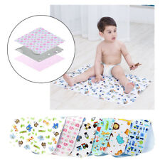 Baby Toddler Reusable Waterproof Washable Diaper Changing Mat Pad Mattress