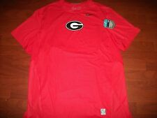 NWT Nike Georgia Bulldogs Hypercool Dri-Fit Performance Shirt