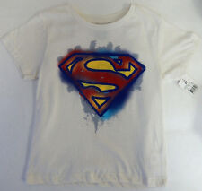 Love + Art 3T Superman Shirt with Detachable Red Cape Toddler Boy Clothes