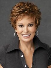 AUTOGRAPH Wig by RAQUEL WELCH Tru2Life Heat Friendly Sheer Indulgence Lace Front