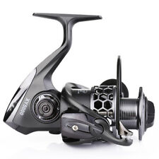 13+1BB Fishing Reel Aluminum Spinning Fishing Reel with Free Spare Spool  XY
