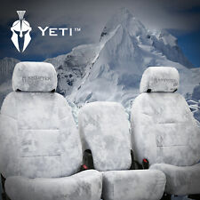 Coverking Kryptek Yeti Neosupreme Front Custom Seat Covers for Chevy Colorado
