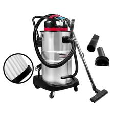 New BLS Industrial Commercial Bagless Dry Wet Vacuum Cleaner 60L