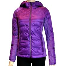 NWT Lululemon Down For A Run Jacket Tender Violet Purple Sz 6 Small Coat NEW