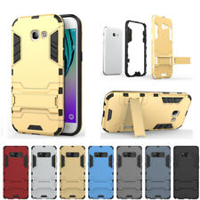 Shockproof Hard Armor Hybrid Stand Case Cover Defender For Samsung Galaxy Phones