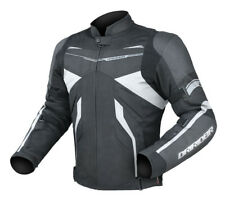 Dririder Climate Control Exo 2 All Seasons Textile Vented Mesh Motorcycle Jacket
