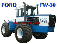 FORD FW-30 Tractor tee shirt