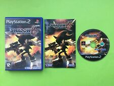 Shadow the HedgehogPlaystation 2 PS2 PAL Game + Free UK Delivery