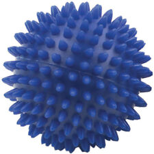 Fitness Mad Spikey Ball 9cm Unisex Sports Recovery Massage Tool - Blue One Size