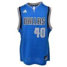 Dallas Mavericks NBA Harrison Barnes Youth Road Replica Jersey (Blue)