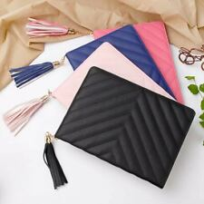 Luxury Tassel Leather Stand Smart Protective Case Cover Fr iPad Pro 9.7 Air mini