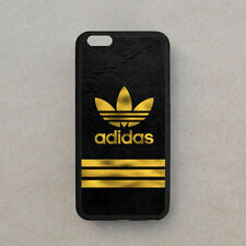 Best Adidas.Gold Logo iPhone6 6s 7 8 X Plus Hard Plastic Protect Case