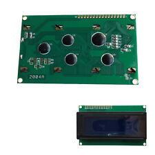 2pcs HD44780 20X4 Character LCD Module Display Blue Backlight R8W9