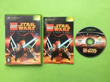 LEGO Star Wars The Video Game Xbox PAL Game + Free UK Delivery