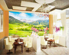 People Foot Mountain Full Wall Mural Photo Wallpaper Printing 3D Decor Kid Home