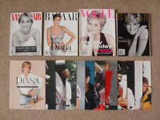 Diana Princess of Wales Magazines – The Untold Story / Vanity Fair / Vogue