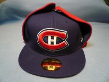 New Era 59fifty Montreal Canadiens BRAND NEW dogear cap hat dog ear NHL 5950