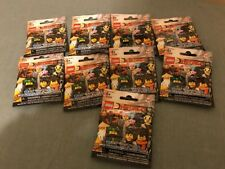 Legos Minifigures Limited Edition The Ninja Movie Sealed Packages Lot Of 9 NEW