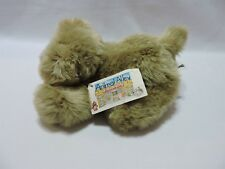 Animal Alley Puppy Dog Tan Plush Stuffed Toy Commonwealth 2000 Toys R Us 10""