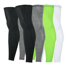 Winter Cycling Leg Warmers Bike Bicycle Thermal Long Sleeves Guard Knee Warmers