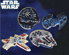 Star Wars Cookie Cutters Space Vehicle REBEL IMPERIAL Birthday Party Christmas