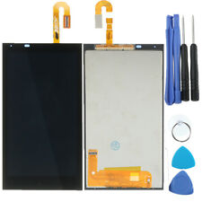 LCD Display Touch Screen Digitizer Glass Assembly + Tools For HTC Desire 610