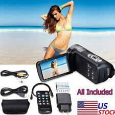 24MP 3.0'' 1080P TFT LCD USB HDMI Digital Video Camera Camcorder DV 16X Zoom EKO