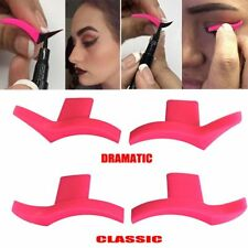 2X Wing Stamps Easy to Makeup Vamp Stamp Cat Eye Wing Eyeliner Stamp Beauty Tool