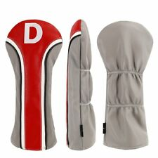 Golf 1 Wood Driver Headcover Head Cover For Taylormade Taylor made R15 US Seller